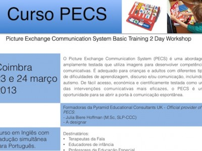 PECS  Training 2 Day Workshop